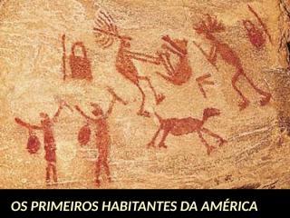 os primeiros habitantes da américa.ppt
