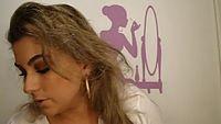 Como fazer escova por Alice Salazar - YouTube.flv