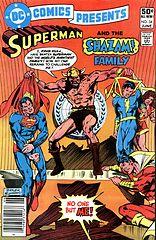 DC Comics Presents 34-Superman The Shazam Family.cbr