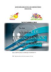 Aniversariantes Novembro CRIANÇAS_2.docx
