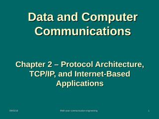 02-ProtocolArchitecture.ppt