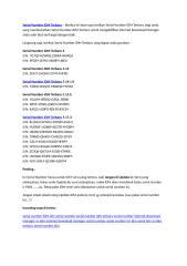 Serial Number IDM Terbaru.docx